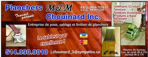 Planchers M&M Chouinard