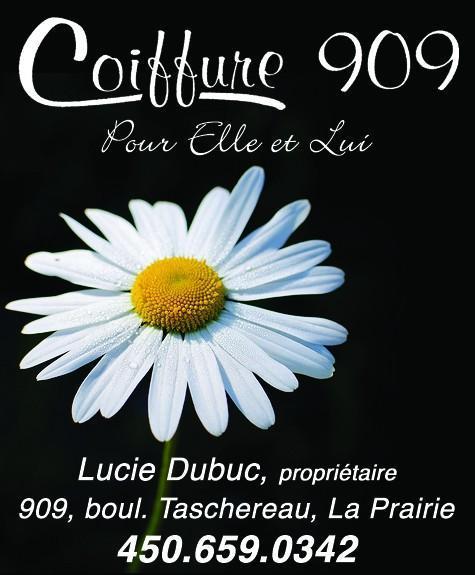 Salon De Coiffure 909 La Prairie Quebec
