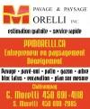 Pavage & Paysage Morelli Inc
