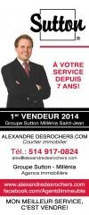 Alexandre Desrochers Courtier