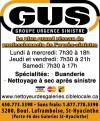 GUS, Groupe Urgence Sinistre