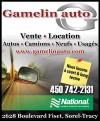 Gamelin Auto