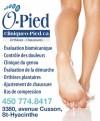 Clinique O-Pied