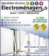 Meubles Écono Électroménagers