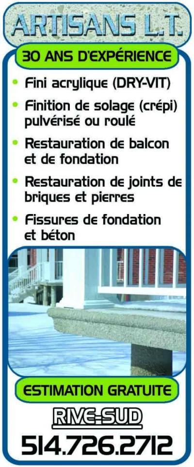 Béton Réparation Restauration