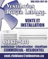 Ventilation Roger Leblanc inc.