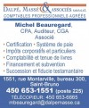 Michel Beauregard CPA - Auditeur - CGA
