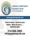 Services comptables Guylaine Jacob