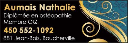 Ostéopathe Boucherville