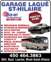 Garage Laguë St-Hilaire