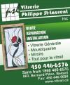 Vitrerie Philippe St-Laurent inc.