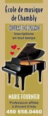 École de musique Chambly
