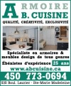 Armoire A B. Cuisine