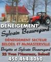 Déneigement Sylvain Beauregard