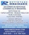 Nettoyage Renaissance