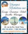 Voyages Richelieu inc.