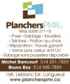 Planchers PMR inc.
