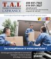 T.A.L.Transport & Aménagement Lafrance