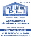 Ventilation P. Legault et Fils inc.
