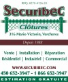 Clôtures Securibec inc.