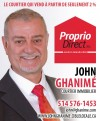 John Ghanimé Courtier Immobilier Proprio Direct