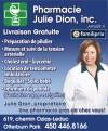 Pharmacie Julie Dion - Familiprix