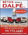 Béton Mobile Dalpé inc.