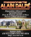 Maçonnerie Alain Dalpé