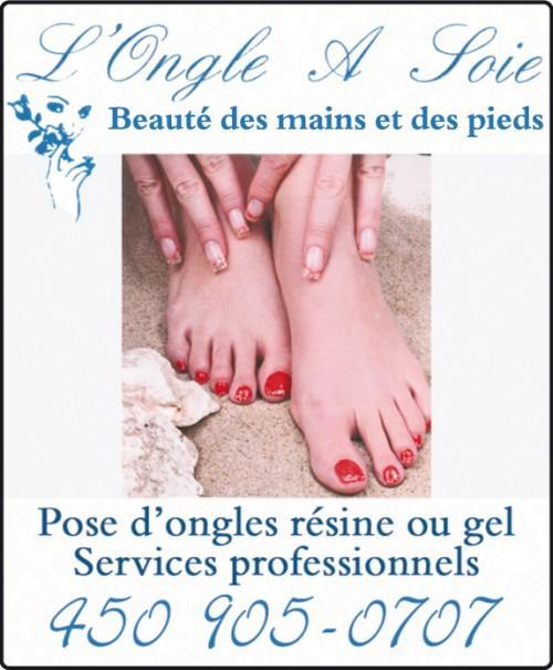 pose ongles soin paraffine