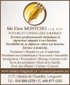 Elsie Montcho Notaire