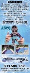 Piscine Multi-Services JC inc.