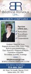Béatrice Ronvaux, CPA inc.