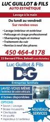 Luc Guillot & Fils Auto Esthétique