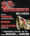D.G. Transmission