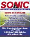École de Conduite Sonic