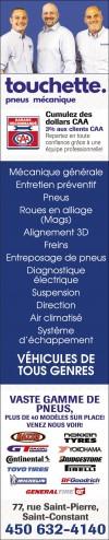 Pneus et Mécanique St-Constant inc.