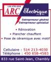 Ateliers ARC Électrique 1999 inc.