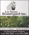 Les Serres Beauregard Inc