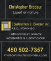 Construction C. Brodeur inc.