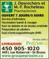 J. Desrochers et M.-F. Rocheleau