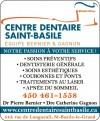 Centre dentaire Saint-Basile - Équipe Bernier & Gagnon
