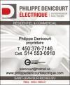 Philippe Denicourt Électrique