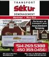 Transport Sékur Déménagement