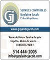 Services comptables Guylaine Jacob