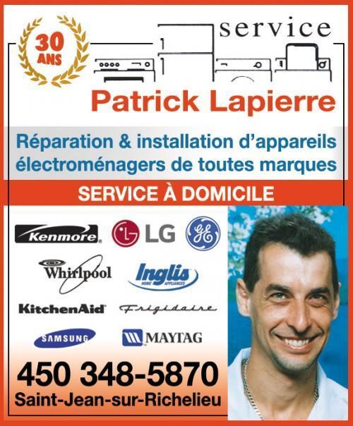 refrigerateur congelateur etc services