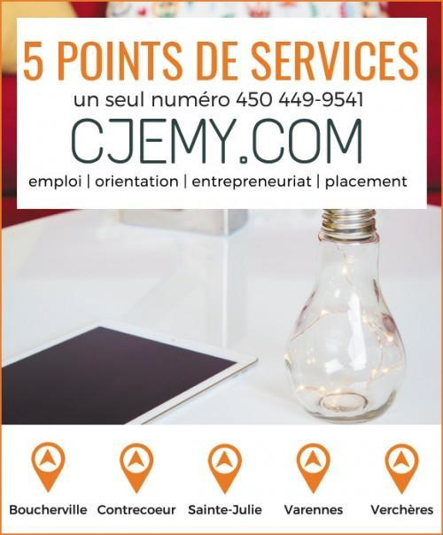 Emploi Service Formation