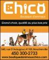 Boutique d animaux Chico Boucherville
