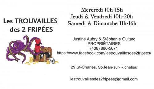 Friperie à St-Jean-sur-Richelieu