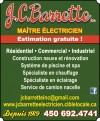 Barrette Électricien JC Inc