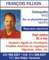 François Fillion Ostéopathe